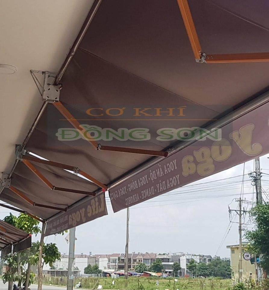 Bạn đang cần tìm đơn vị cung cấp, lắp các dòng sản phẩm mái che  bạt di động ở TP.Hồ chí Minh.