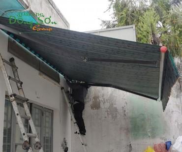 Cung Cấp Lắp  Mái Hiên Di Động Quận Bình Thạnh, TP. HCM