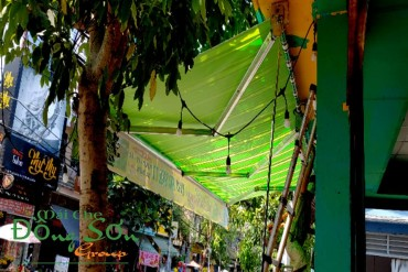 Thay Bạt Mái Hiên Di Động Quận Tân Bình Gía Tốt.
