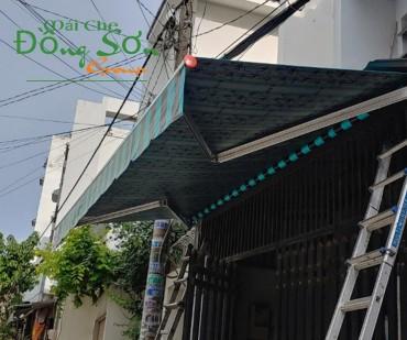 Thay Bạt Mái Hiên Di Động Quận 7 _ TpHCM Nhanh Rẻ, Chất Lượng.